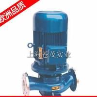 IHG型立式单级单吸化工泵 单级化工泵厂家 伽利略化工泵
